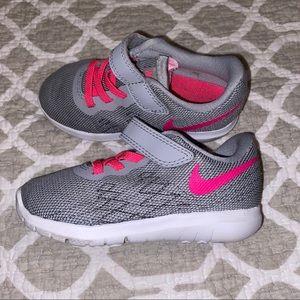 Baby girl's Nike sneakers